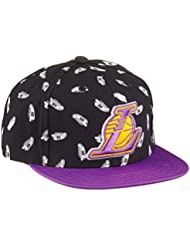9f042a28d0142 adidas NBA Snap-Back Superstar Los Angeles Lakers - Gorra para Hombre