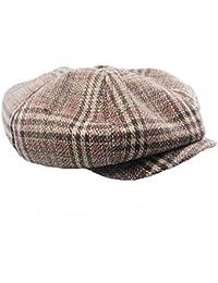 KDFLGE cappello Cappello da Donna a Forma di Cappello Berretto da Donna 777081ed7891