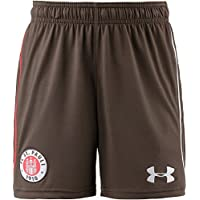Under Armour 191480585009 FC St. Pauli Home Replica Pantalones Cortos, Infantil, Timber (241), X-Large