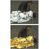 Notfalldecke, Schutz vor Kälte oder Hitze, Größeca.210x160cm preisvergleich bei billige-tabletten.eu