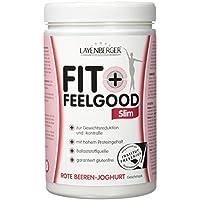 Layenberger Fit+Feelgood Slim Mahlzeitersatz Rote Beeren-Joghurt, 1er Pack (1 x 430g)