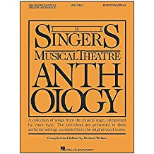 Singer's Musical Theatre Anthology: Baritone Bass