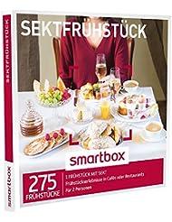 SMARTBOX - Geschenkbox - SEKTFRÜHSTÜCK - 275 Frühstückserlebnisse mit Sekt in Cafés oder Restaurants