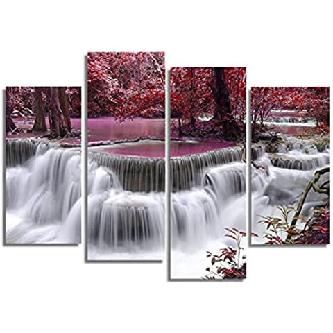 H.COZY 4 Piece Mangrove Avec Waterfall Modern