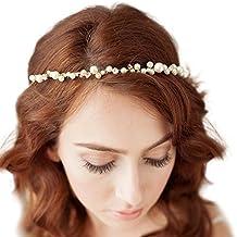 Suchergebnis Auf Amazon De Fur Diadem Hochzeit Perlen