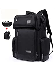 Extra¨ªble funci¨®n mochila exterior gran capacidad multifuncional impermeable Mochila bolsa de pecho combinaci¨®n