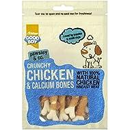 Armitage Good Boy Chicken Fillet Twisted Calcium Bones Deli Treats for Dogs