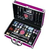 Markwins 4571810 - Maletín de maquillaje, color fucsia
