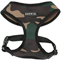 Puppia morbida Harness, L, Camo
