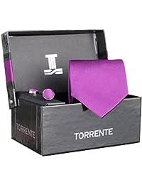 Torrente - Cravate Coffret Cofc15 Violet