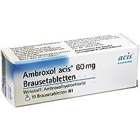 AMBROXOL acis 60 mg Brauseta 10 St Brausetabletten preisvergleich bei billige-tabletten.eu