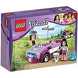 LEGO Friends - 41013 - Jeu de Construction - Le Coupé Cabriolet d'emma