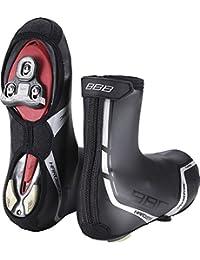 BBB Hardwear - Botín térmico de ciclismo para hombre, color negro, talla 43-44