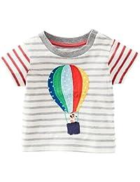 Blaward Camiseta Sin Mangas - Manga Corta - para bebé Niño