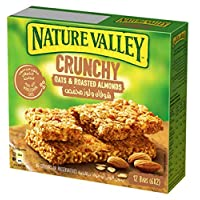 Nature Valley Roasted Almond Crunchy Granola Bar - 42 g