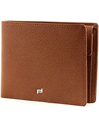 PORSCHE DESIGN French Classic 3.0 Billfold H10 Cognac