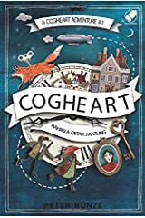 A COGHEART ADVENTURE #1 : COGHEART (Indonesian Edition) Paperback