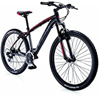 MBM Loop, Fat Bike Unisex – Adulto, Rosso A20, 43