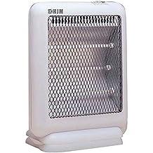 HJM 301 - Calefactor (Calentador de cuarzo, Piso, Blanco, 1000 W,
