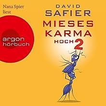 "David Safier - ""Mieses Karma hoch 2"""