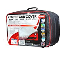 A CAR BODY COVER KENCO FOR TOYOTA FORTUNER