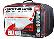 A CAR BODY COVER KENCO FOR TOYOTA YARIS HATCHBACK