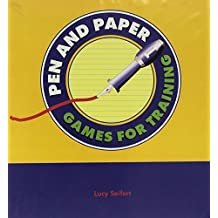 Pen and Paper Games for Training by Lucy Seifert (2001-06-06)