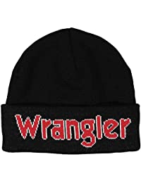 Amazon.es  Wrangler - Gorros de punto   Sombreros y gorras  Ropa 2522dff56bb