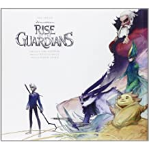 The Art of Rise of the Guardians by Ramin Zahed (2012-10-16)