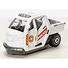 match Box metros fabricado Police Blanco–MBX Adventure City–Policía