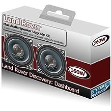 "Land Rover Discovery Kit de altavoz frontal Altavoces Dash Mac Audio 4"", 10cm, 160W"