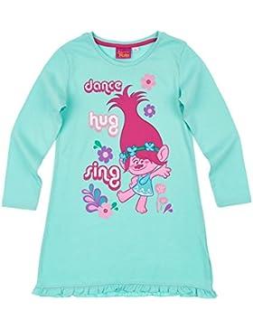 Trolls Mädchen Nachthemd - pinks