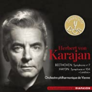 """Beethoven: Symphonie No. 7 - Haydn: Symphonie No. 104 """"Londres"""" (Les indispensables de Diapason)"""