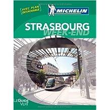 Le Guide Vert Week-end Strasbourg Michelin de Collectif Michelin ( 16 février 2013 )