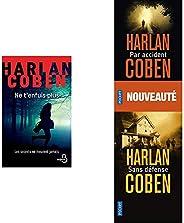 Harlan Coben : Sans défense - Par accident - Ne t'enfuis