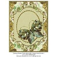 Fancy A cornice con farfalle, anteriori, 1by Anna Babajanyan