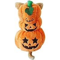 pequeño perros accesorios ropa Sannysis mascotas disfraces suéter para perros trajes de halloween pumpkin cosplay camisetas para perrito navidad decor