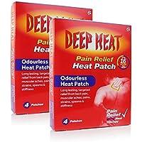 Deep Heat Deep Heat Patch 4–2Pack Deal X preisvergleich bei billige-tabletten.eu