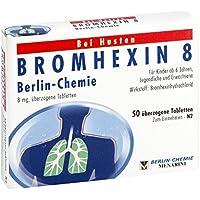 BROMHEXIN 8 Berlin-Chemie 50 stk preisvergleich bei billige-tabletten.eu
