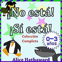 ¡ANIMALITOS! : Colección Completa: Camello León Girafa Elefante Ballena Pingüino y muchos otros! (Libros para mi bebe Infantil)