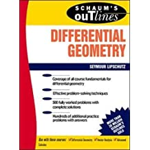 Schaum's Outline of Differential Geometry.