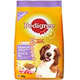 Pedigree Senior Dog Food, Chicken And Rice, 1. 2 Kg K