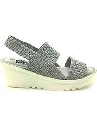 Zapato XTI combinado plata