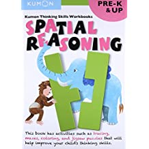 Thinking Skills Spatial Reasoning Pre-K (Kumon Thinking Skills Workbooks)