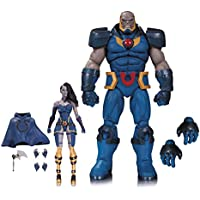DC Comics APR160448 Darkseid and Grail Action Figure (Pack of 2)