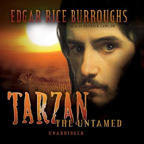 Tarzan the Untamed  Audiolibri