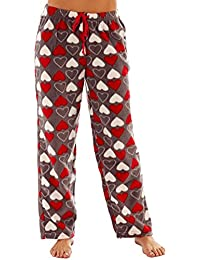 Selena Secrets - Pantalón - para mujer rojo Heart S