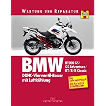BMW R 1200 GS / GS Adventure / RT / R / R Classic: DOHC-Vierventil-Boxer mit Luftkühlung