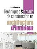 Techniques détails construction