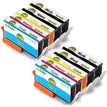Gohepi 364XL Compatibile per Cartucce HP 364XL